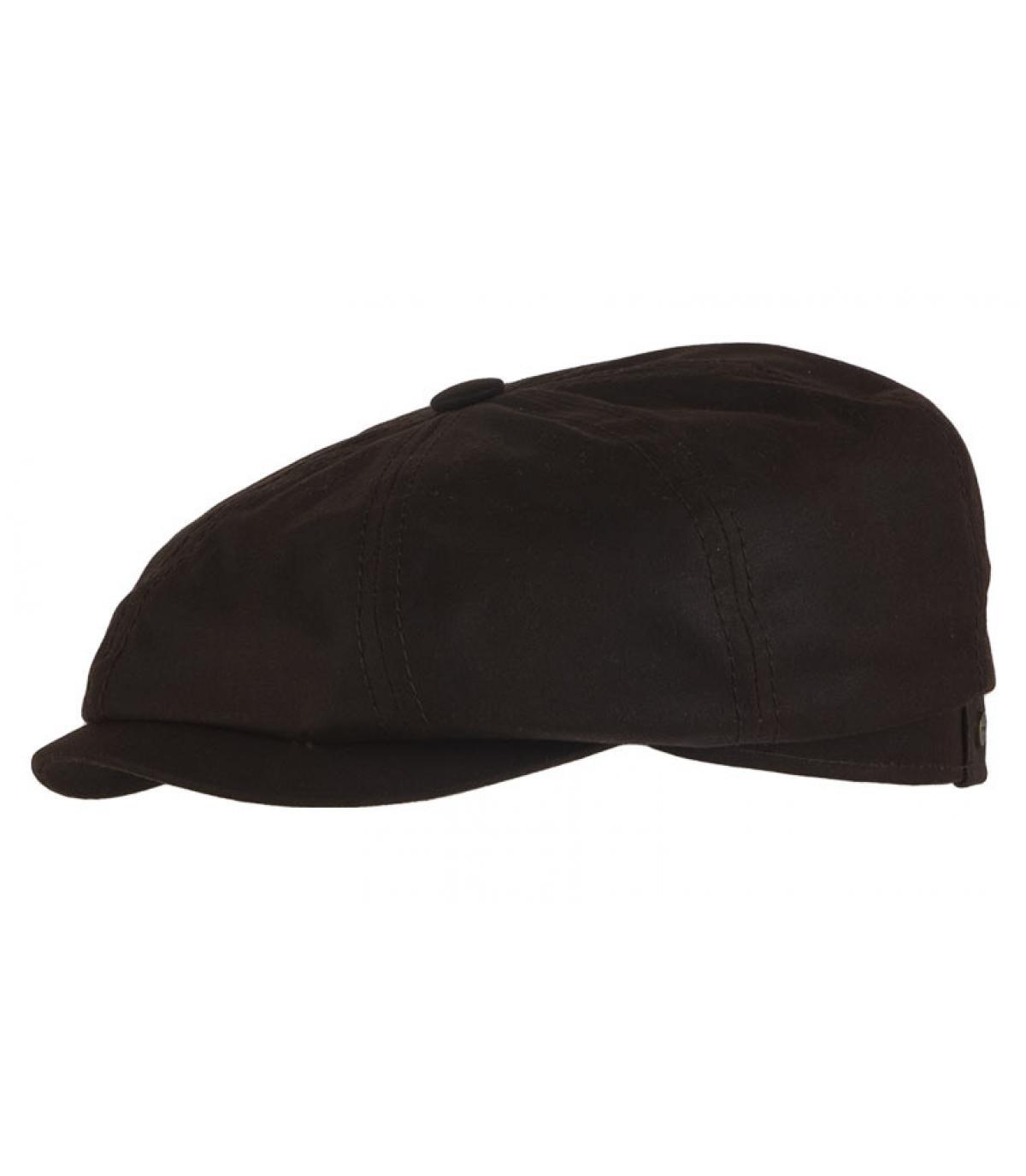 Hatteras algodón huilé marrón