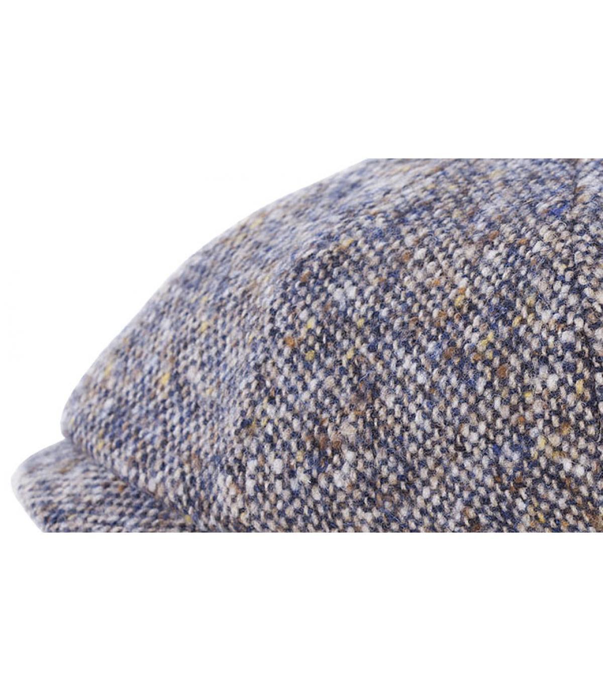 Detalles Hatteras donegal laine azul imagen 2