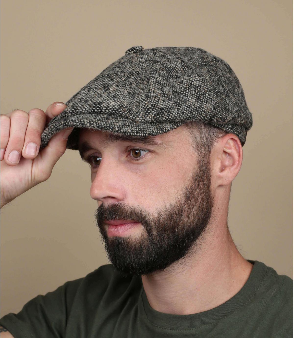 Gorra laine brute