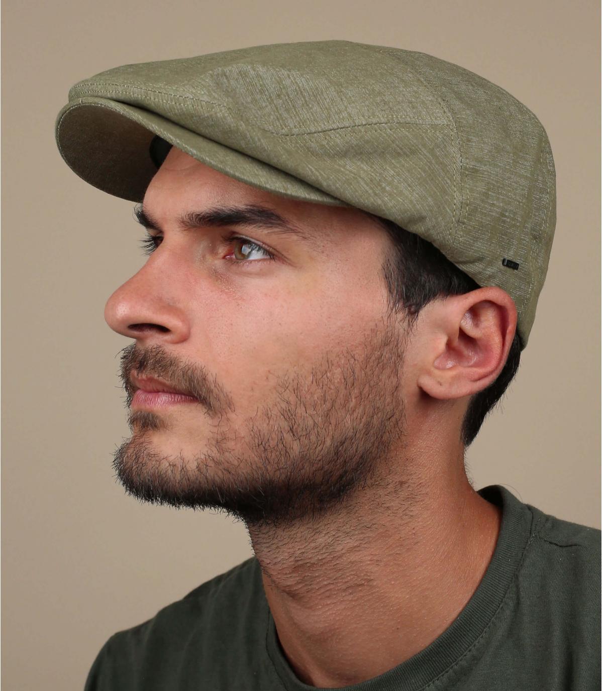 gorra verde Bailey