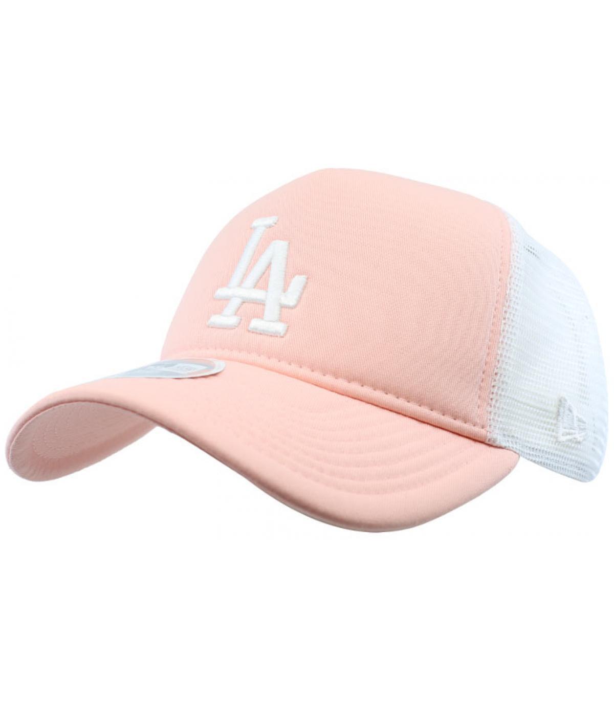 Detalles Female Wmns League Ess Trucker LA pink imagen 2