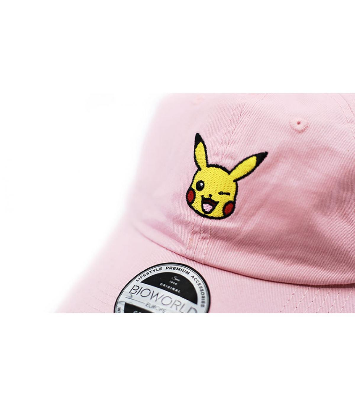 Detalles Pikachu Dad Hat pink imagen 3