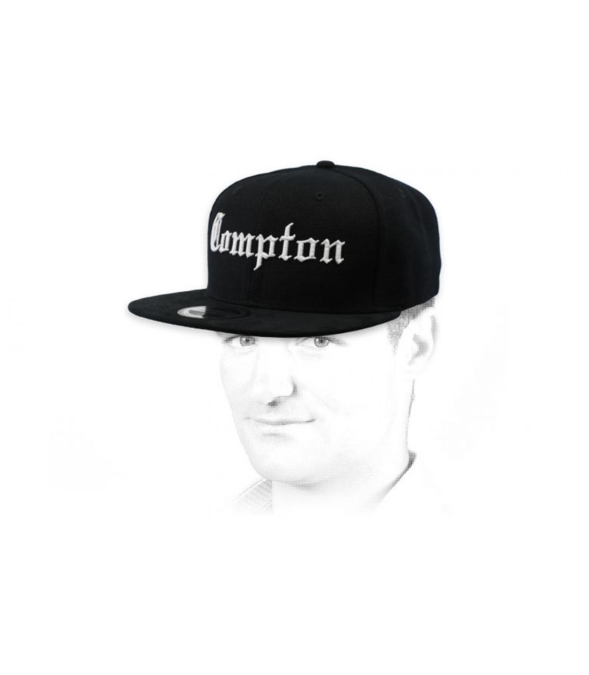 snapback Compton negro