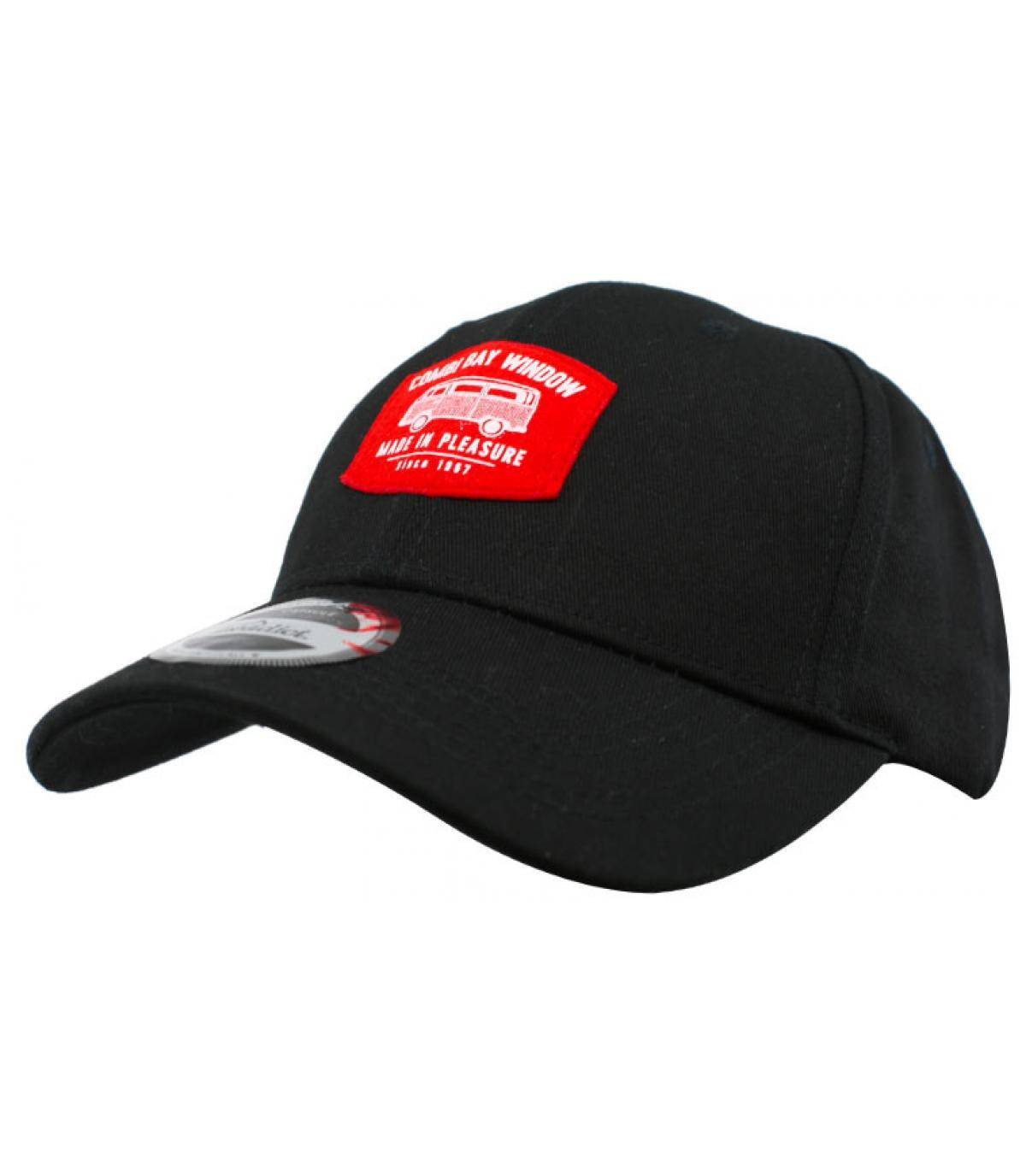 gorra furgo negro