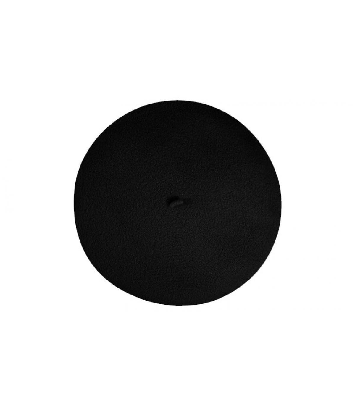boina perlas negro