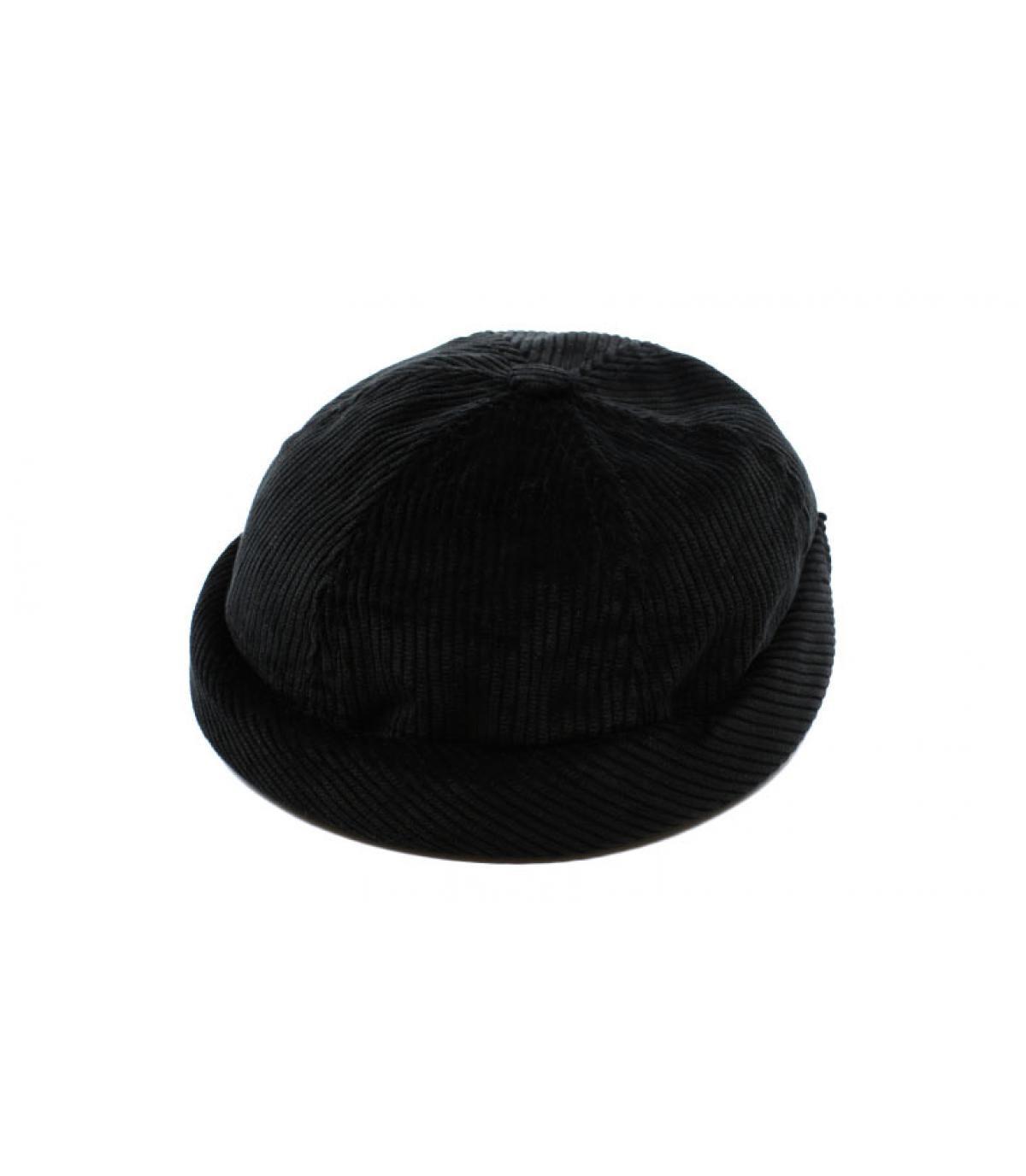 Detalles Miki Velvet Corduroy black imagen 5