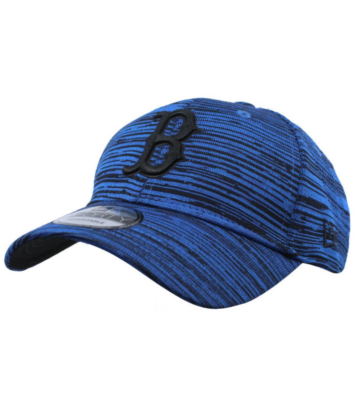 gorra B Engineered azul
