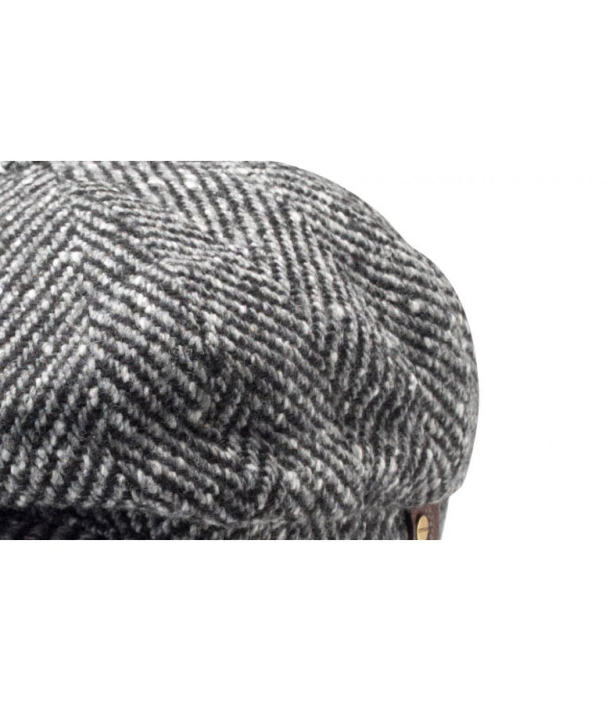 Gorro gris hiver stetson