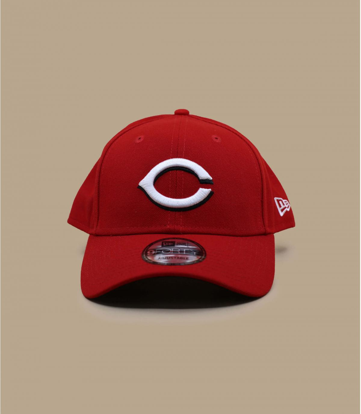 gorra C rojo