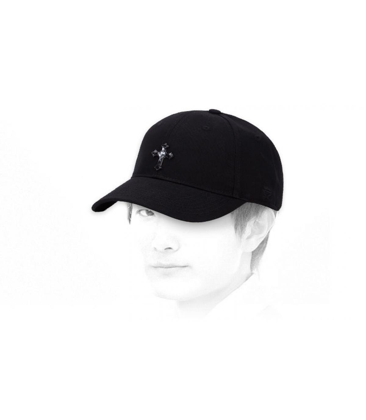 gorra Marley negro