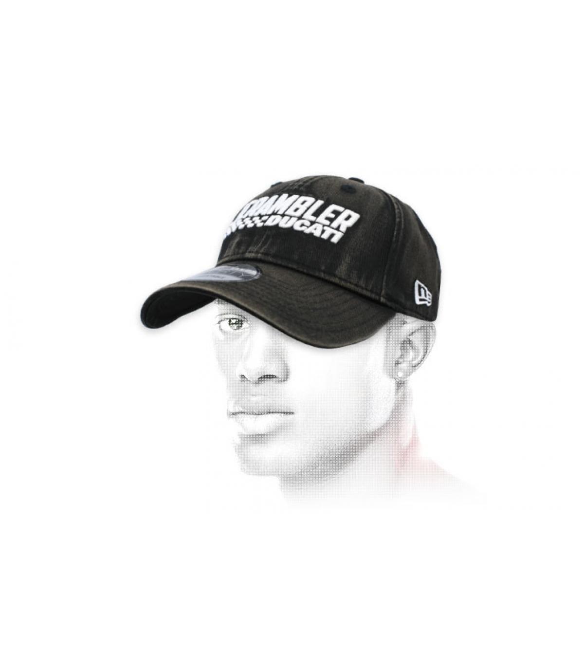 gorra Ducati negro