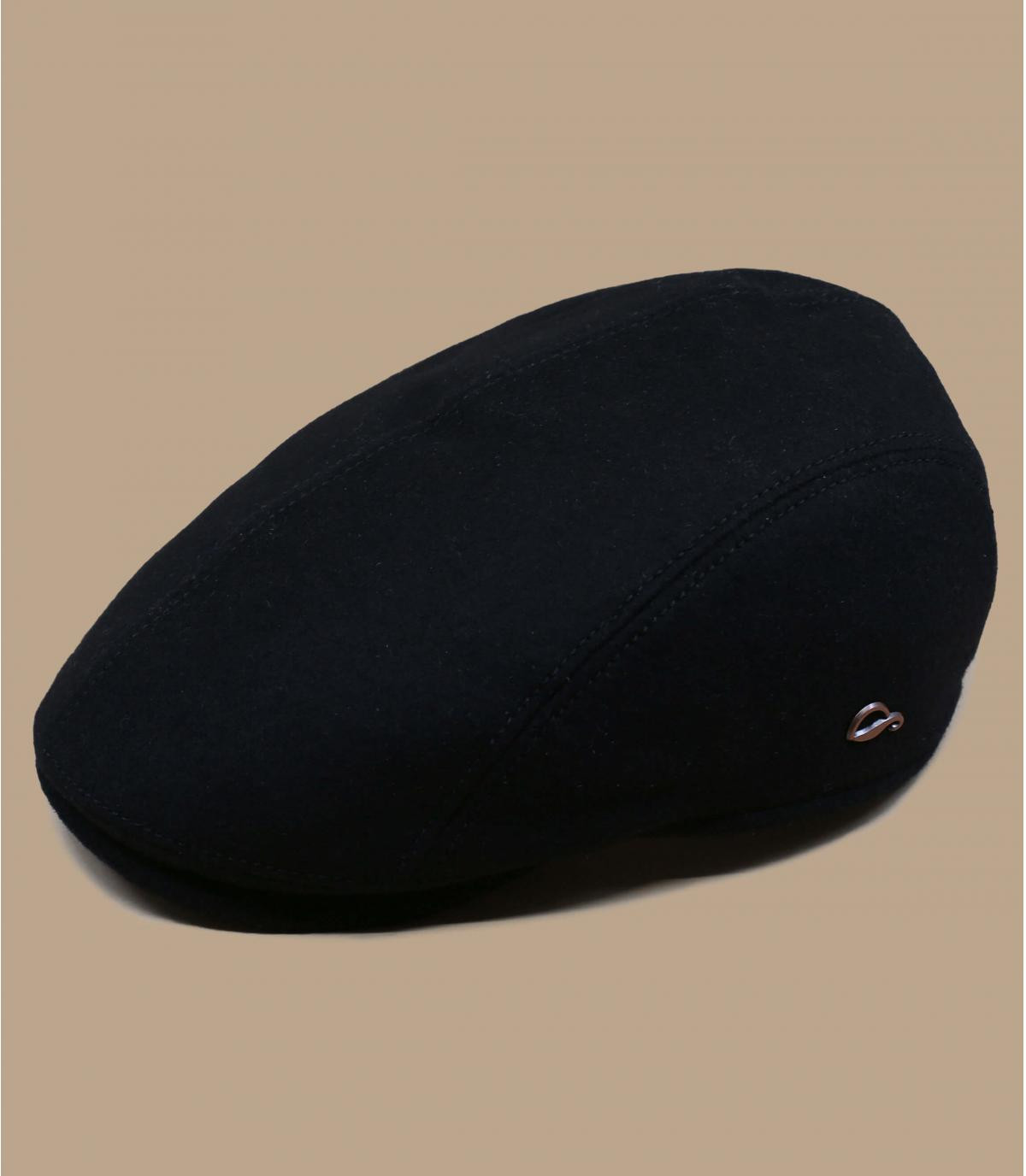 gorra negro Gore Tex lana