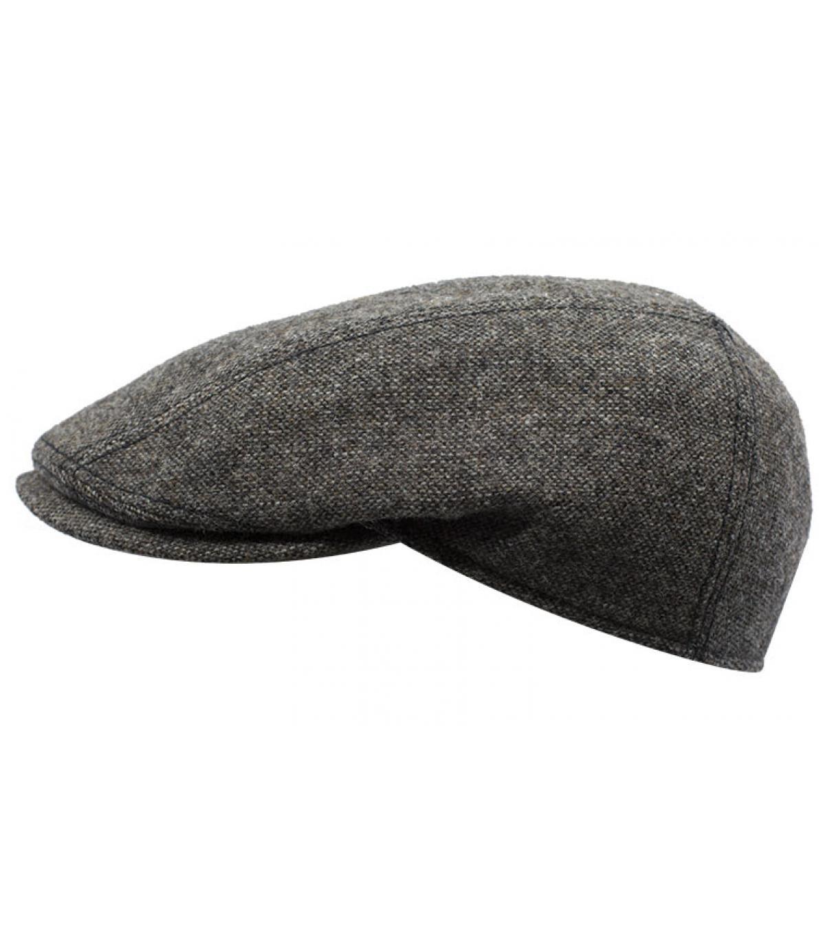 gorra marrón lana Göttmann