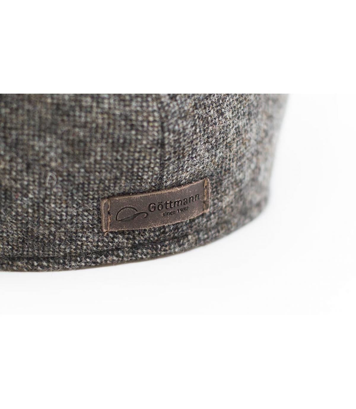 Detalles Oxford Wool brown imagen 3