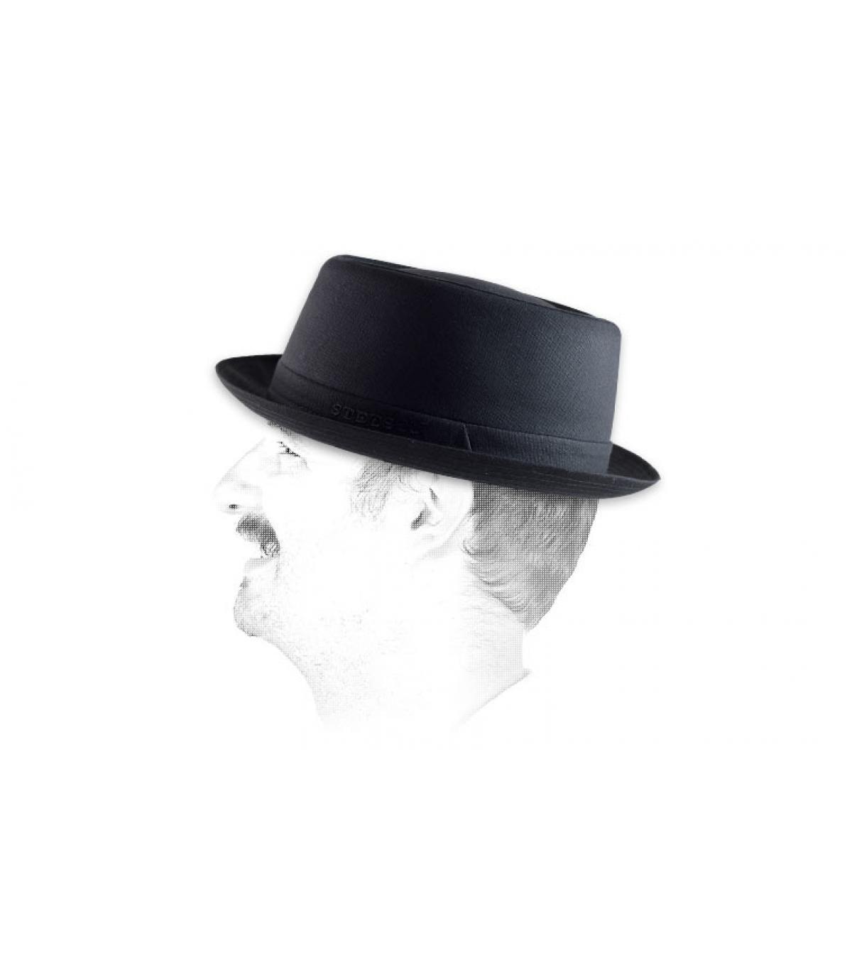 Sombrero athens stetson - Athens black de Stetson. Headict 8aaff26451d