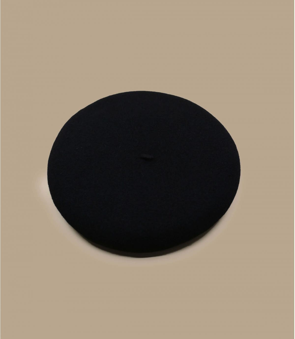 Véritable Gorro basque negro