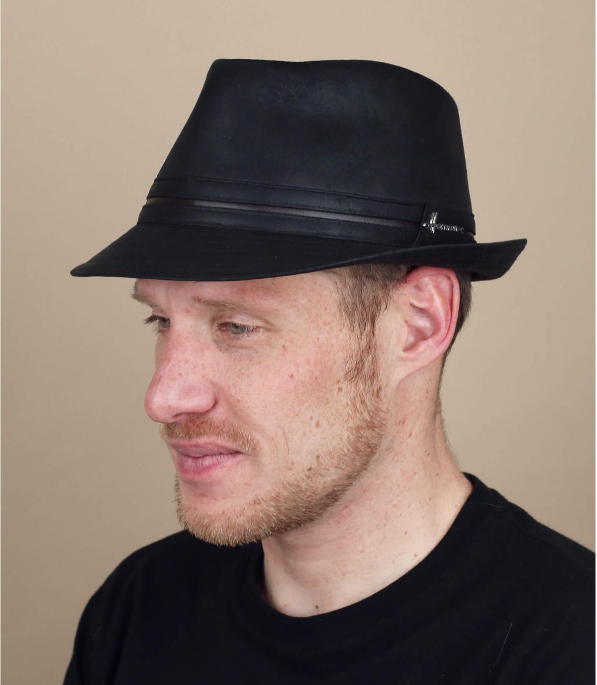 trilby negro Herman