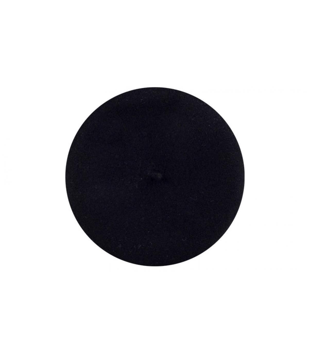 Gorro parisien negro