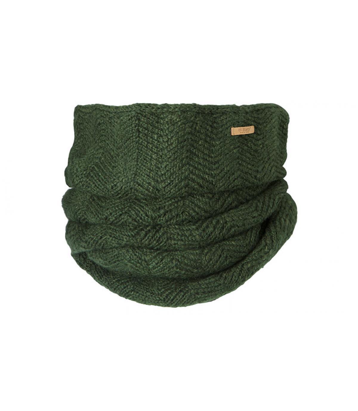 snood verde Barts