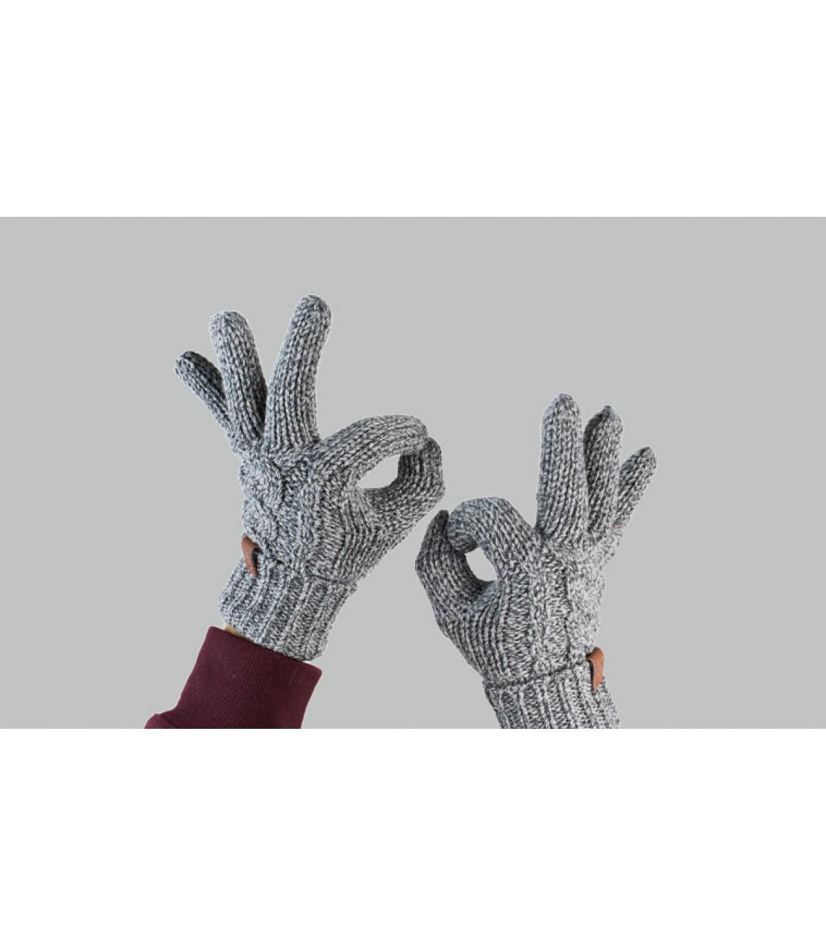 Guantes lana - Compra venta de Guantes lana. Primera sombrerería en ... 3d936d016e5