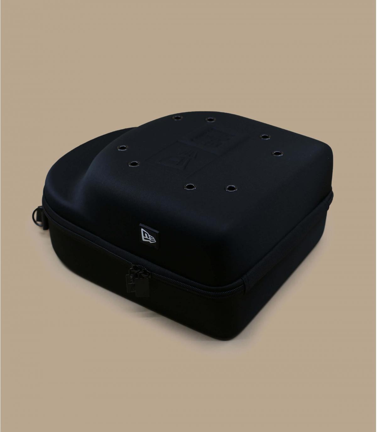 6 cap satchel New Era