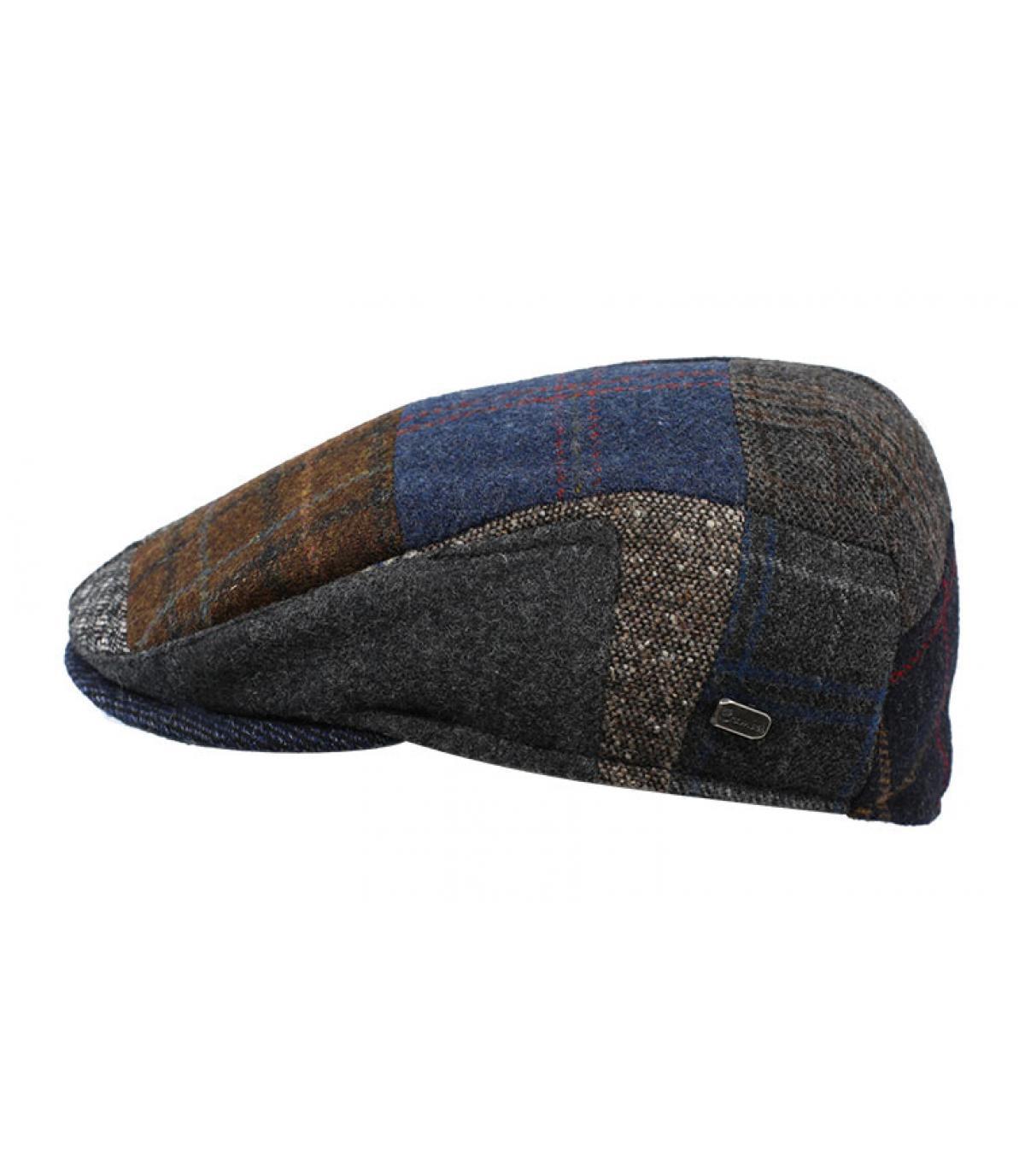 Gorro plano - Compra venta de Gorros plano. Primera sombrerería en línea.  Entrega en 48 72horas. b3f8cadef95