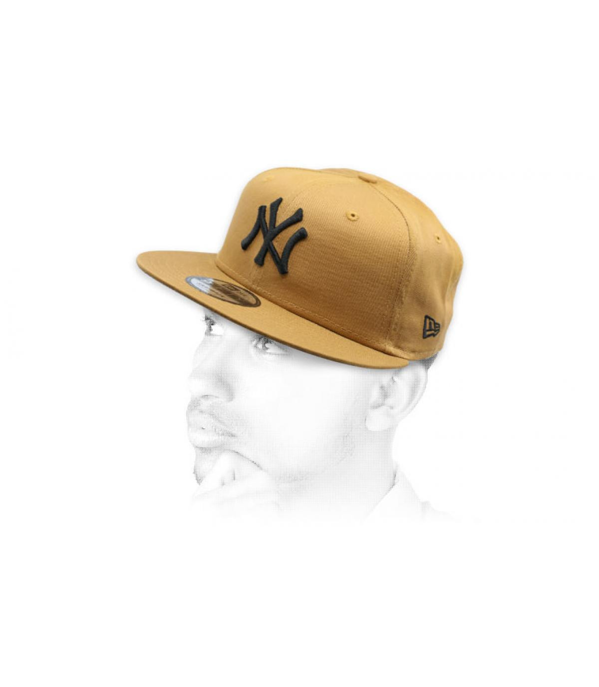 snapback NY beis