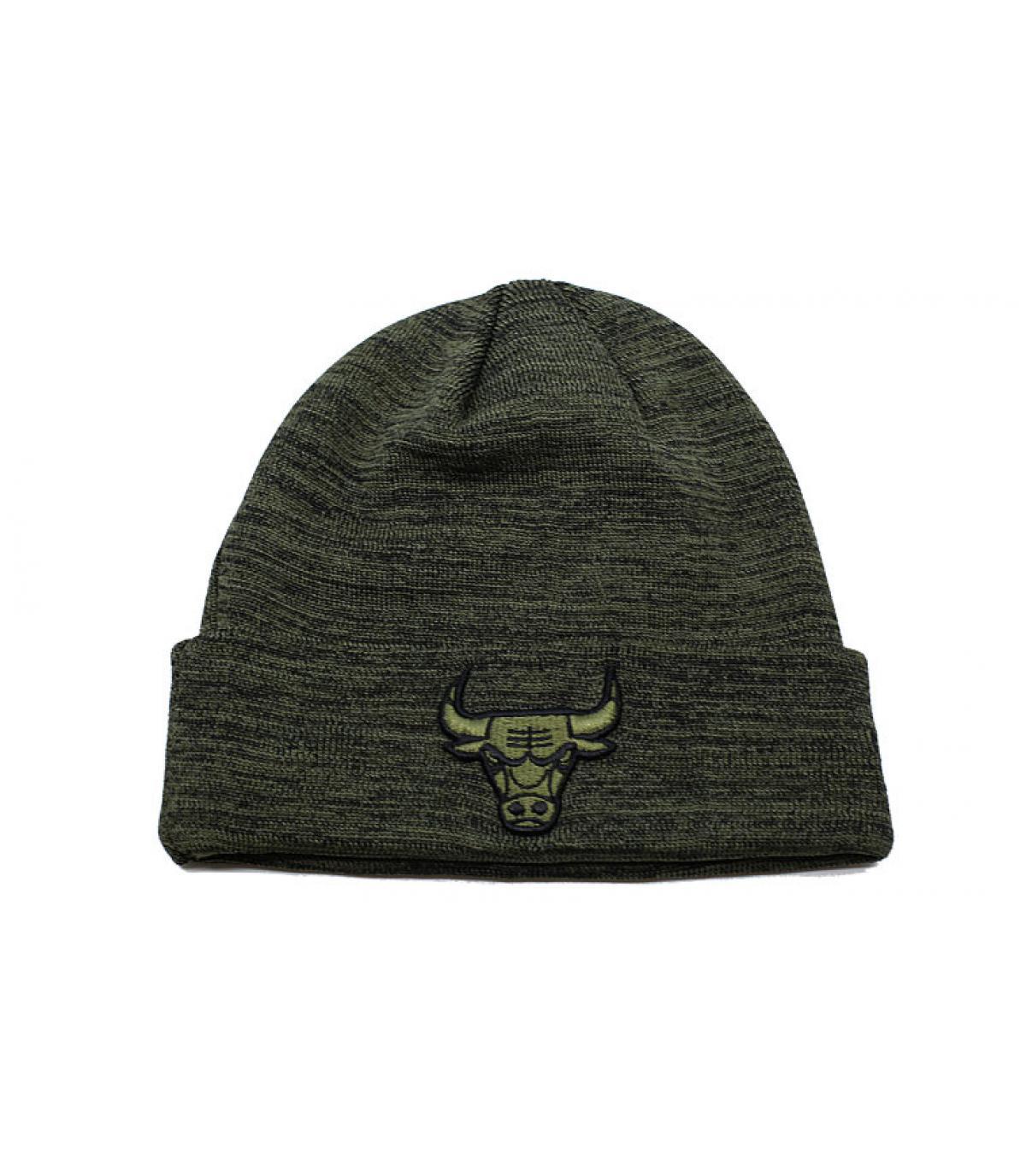 gorro Bulls verde