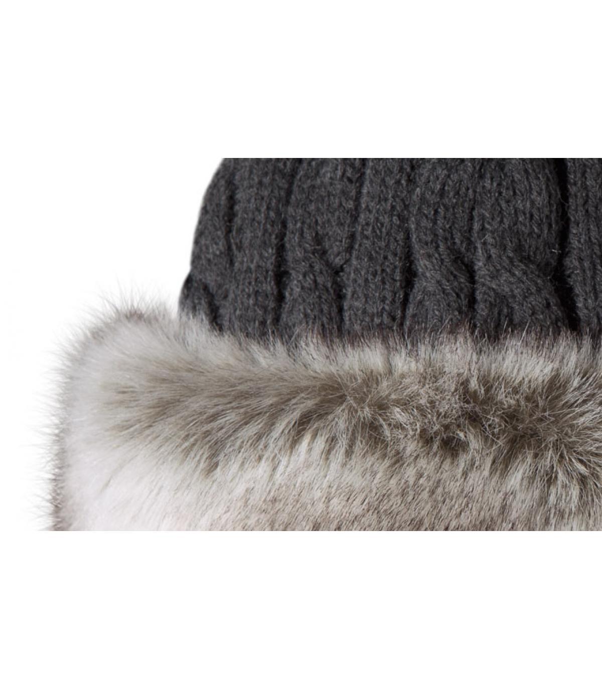 Detalles Fur cable bandhat rabbit imagen 2