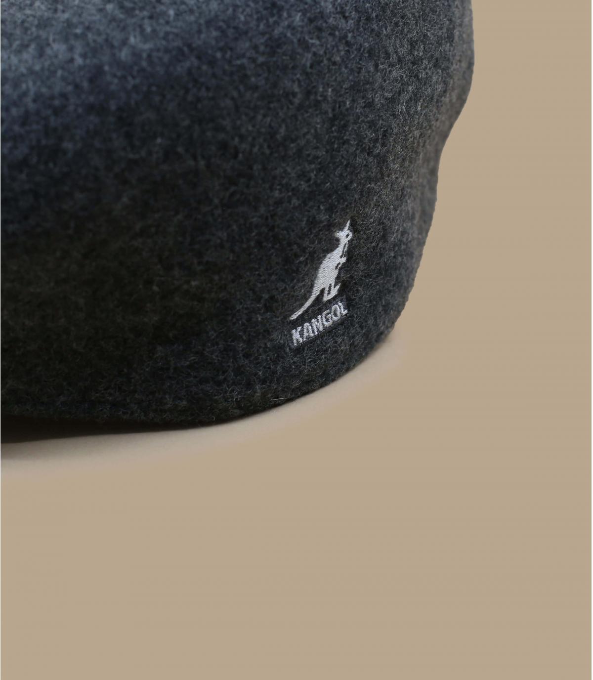 504 wool grey