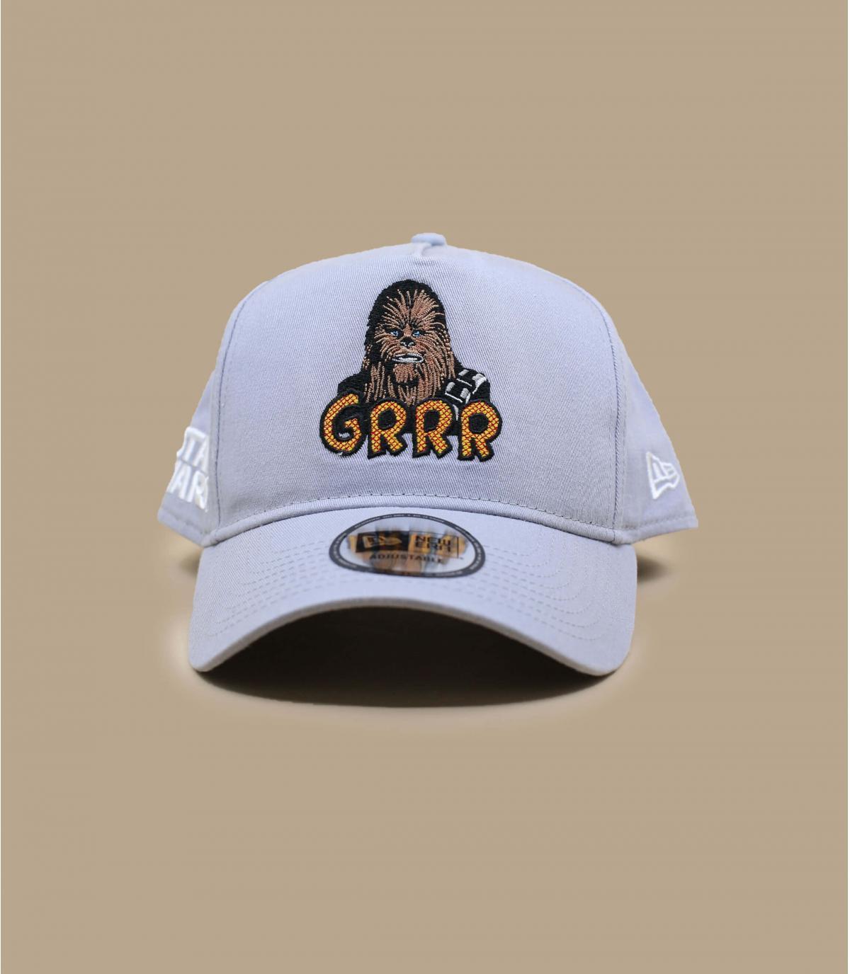 gorra Chubacca gris