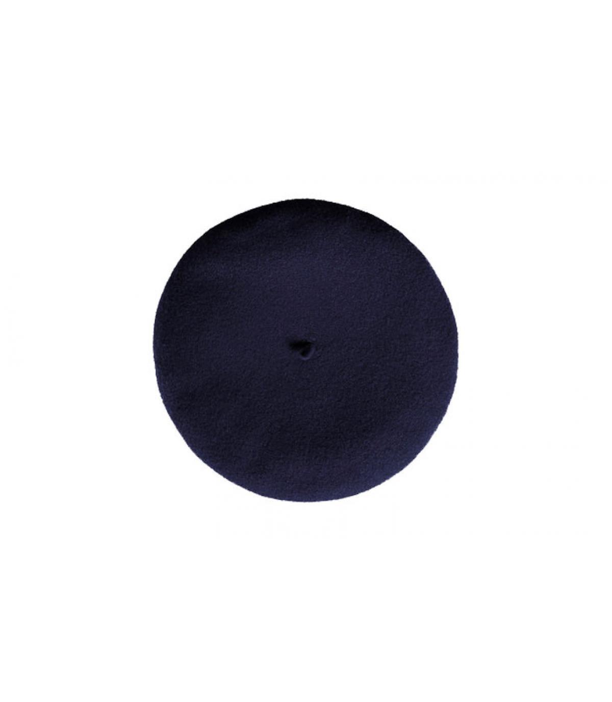 boina cachemira azul
