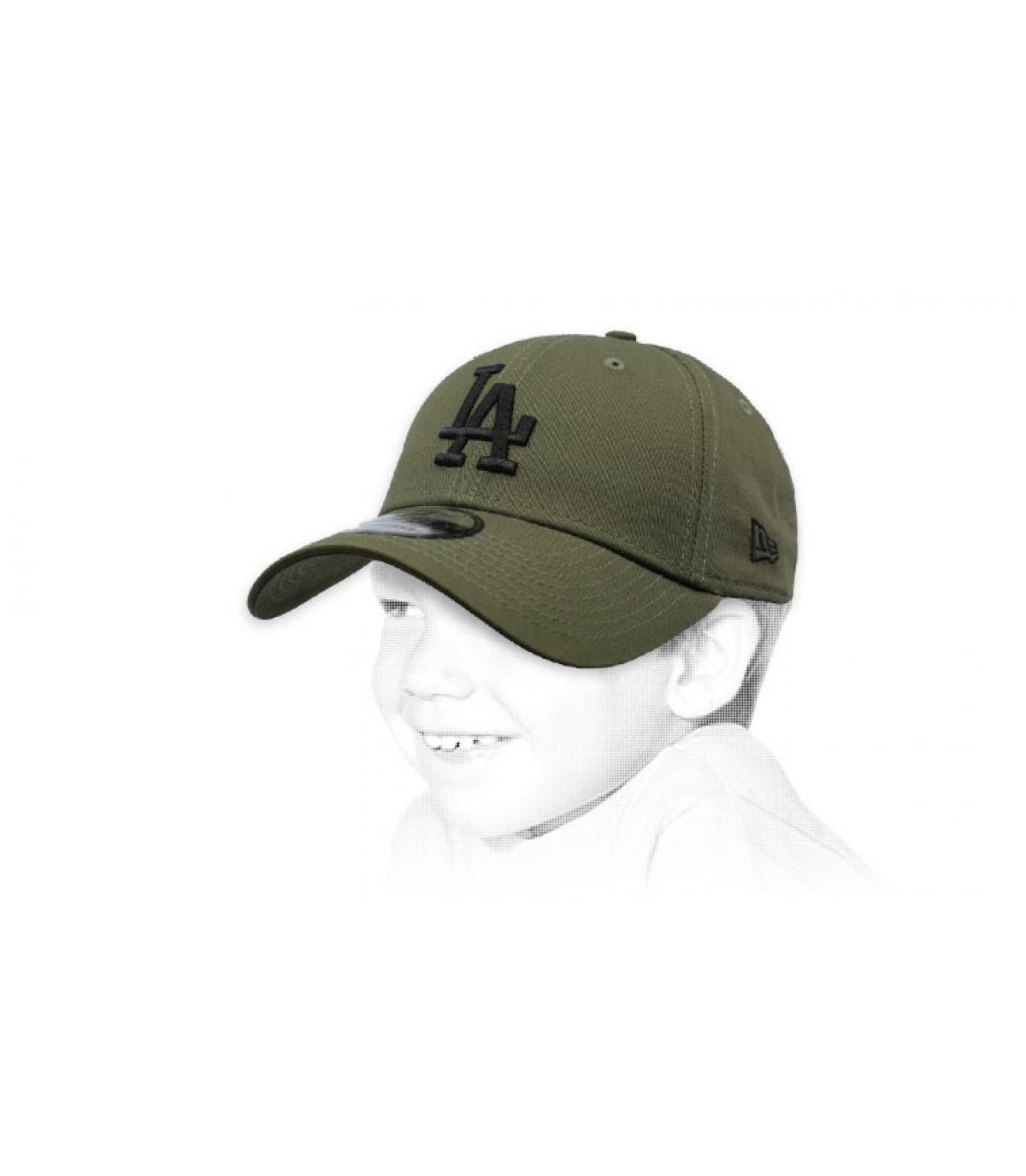 gorra niño LA verde. gorra niño LA verde · New Era Kids League Ess LA 9Forty  ... 011ce373ef1