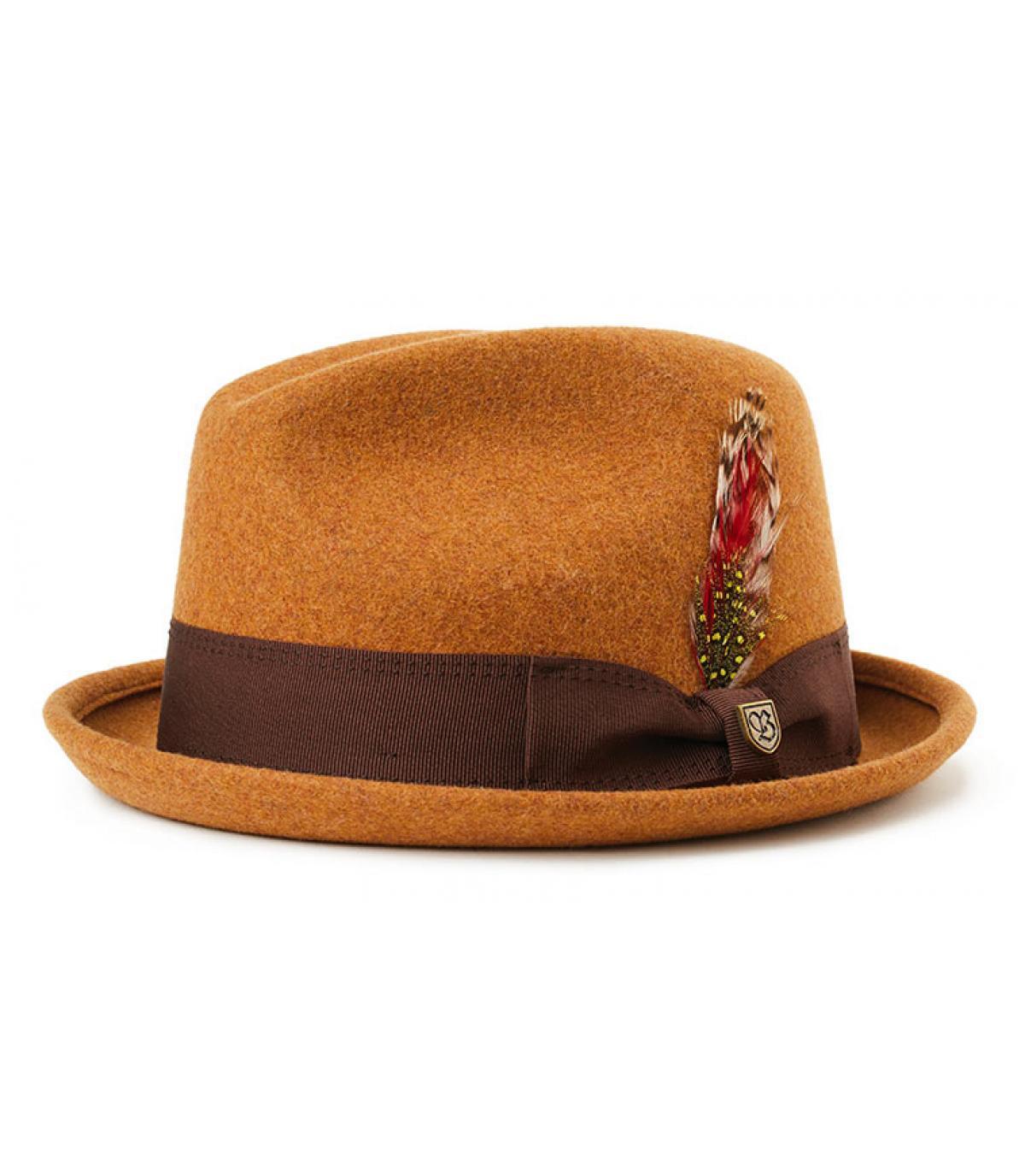 Sombrero marron - Compra venta de Sombreros marrones. Primera sombrerería  en línea. Entrega en 48 72horas. 0c23ad68b42