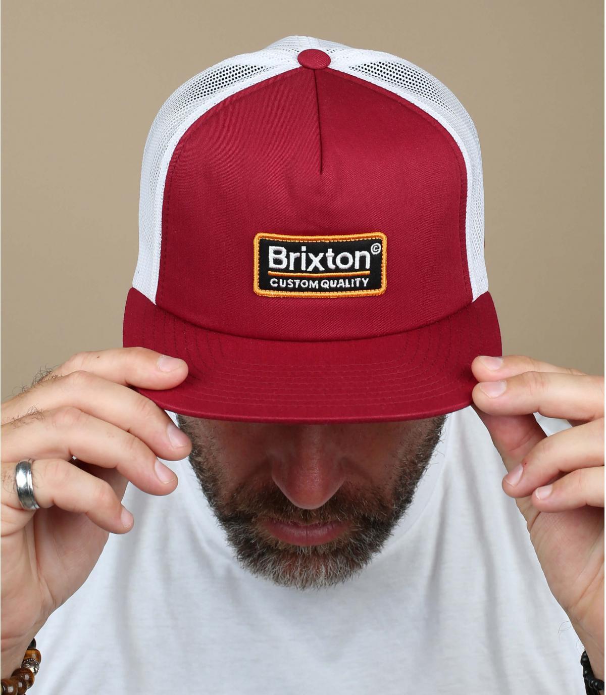 trucker granate Brixton