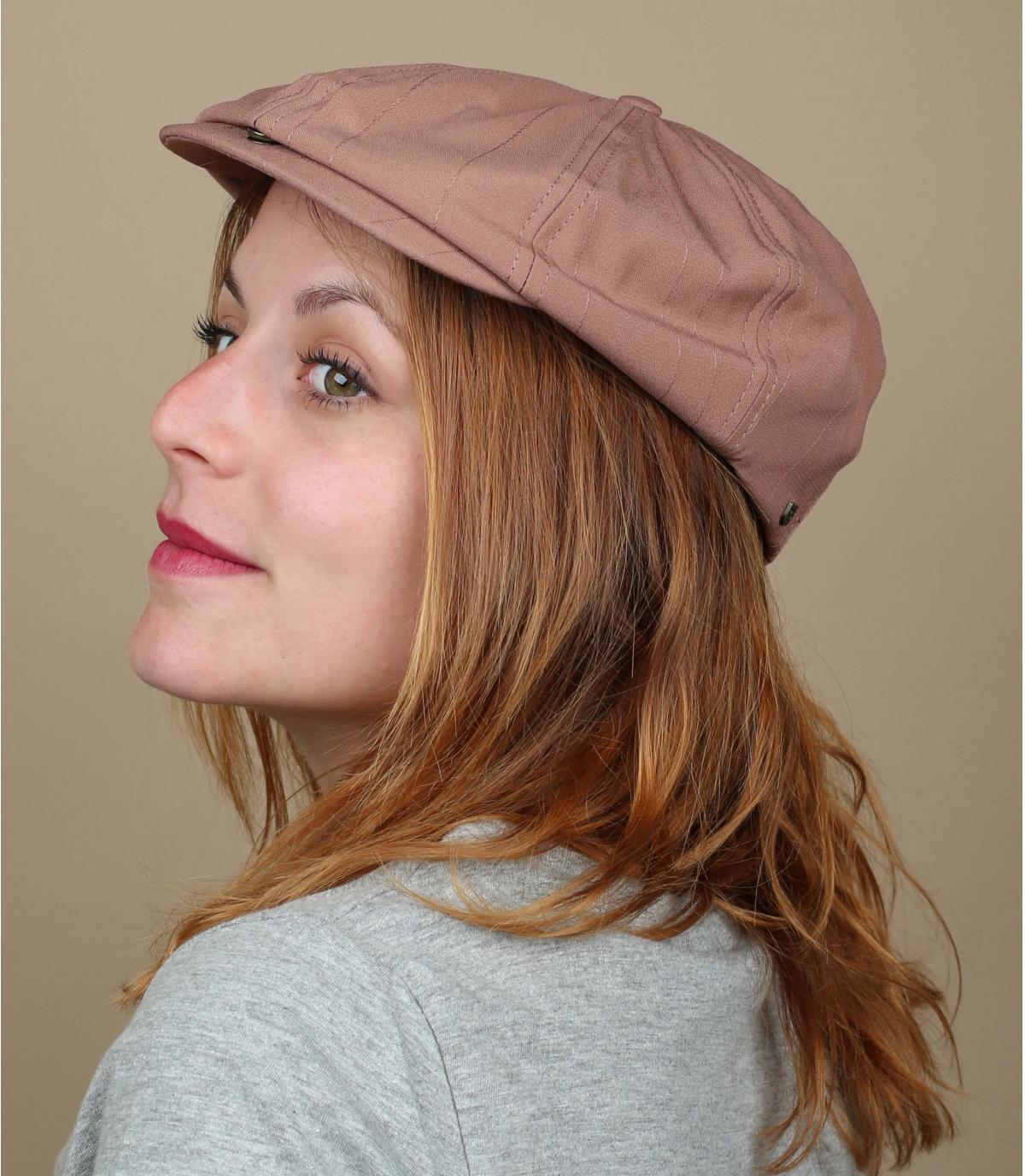 gorra repartidor rosa Brixton