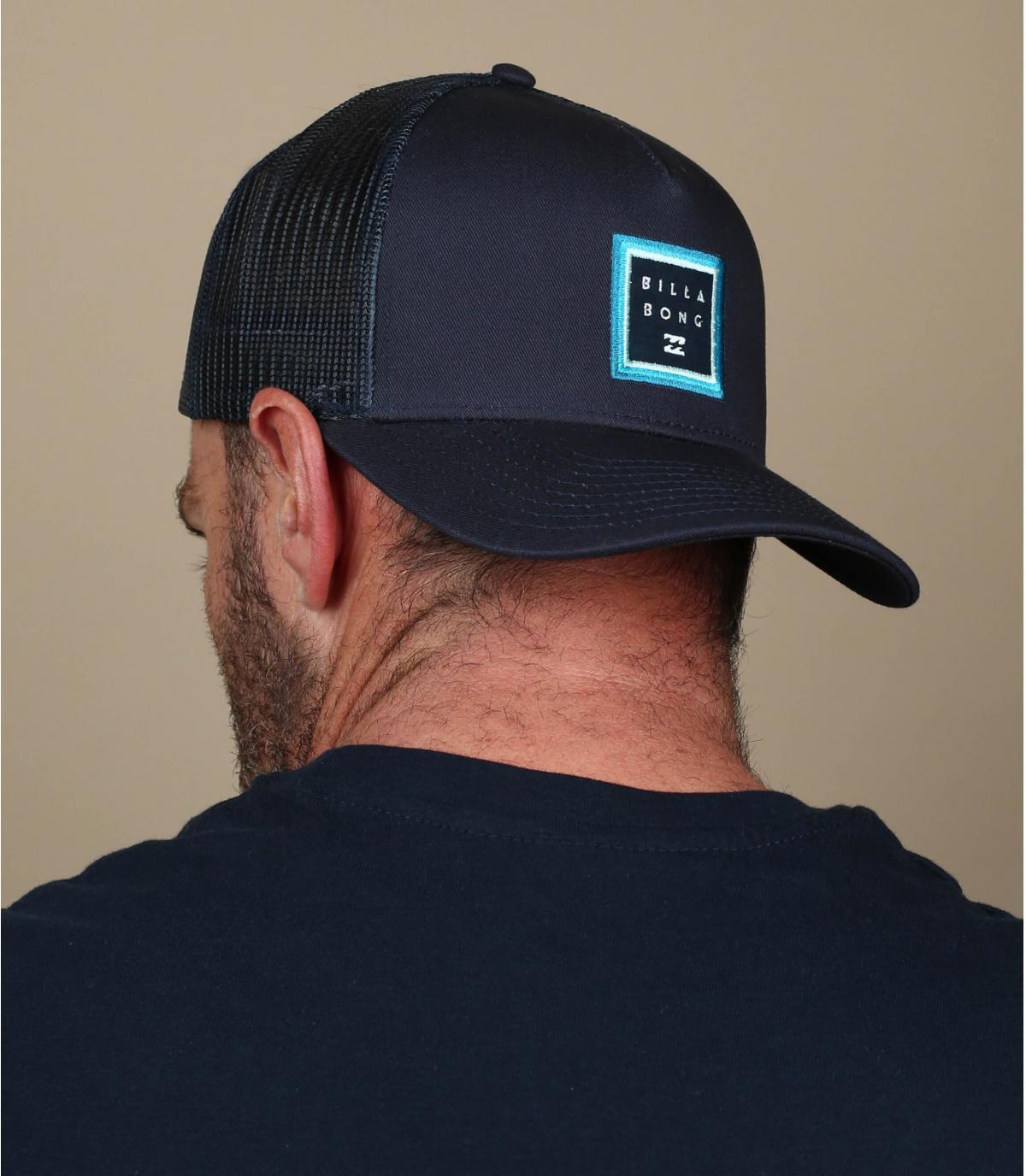 gorra Billabong azul marino