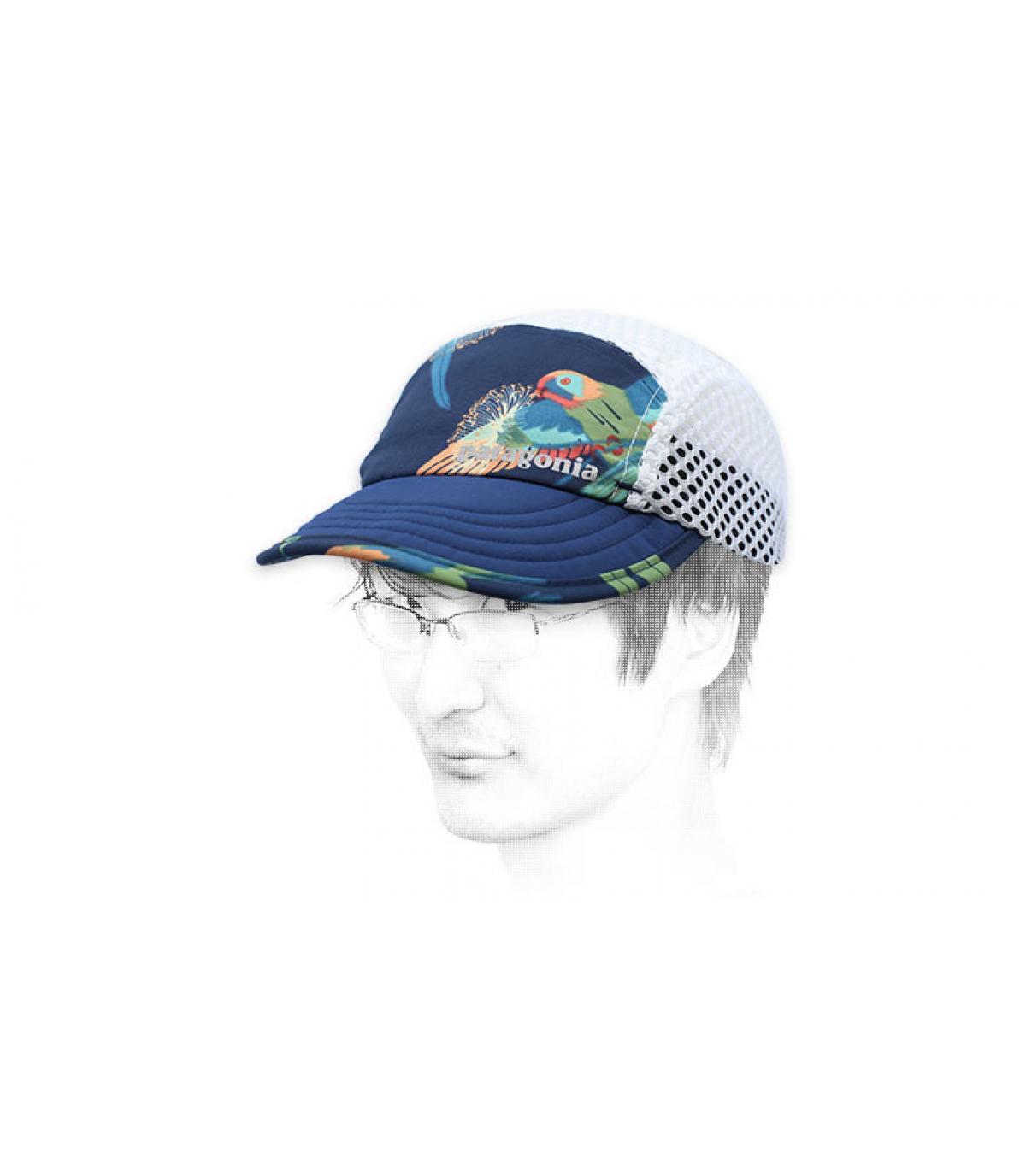 gorra Patagonia estampado