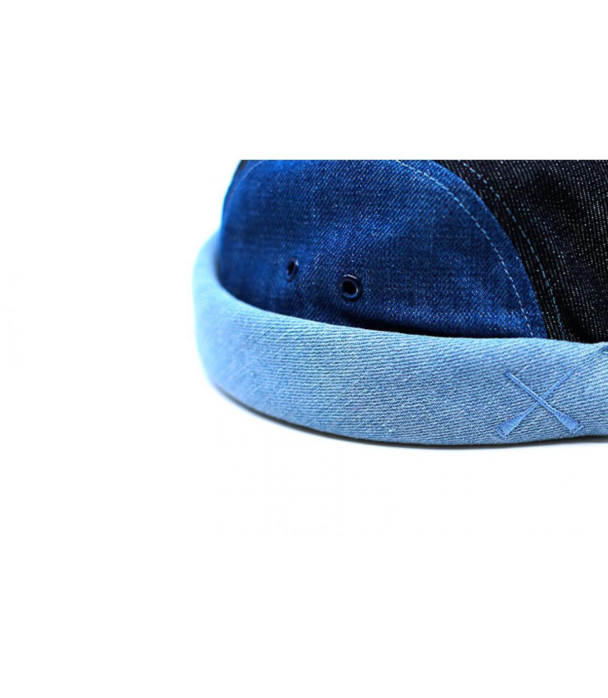 Detalles Miki 5 Panel denim blue imagen 4