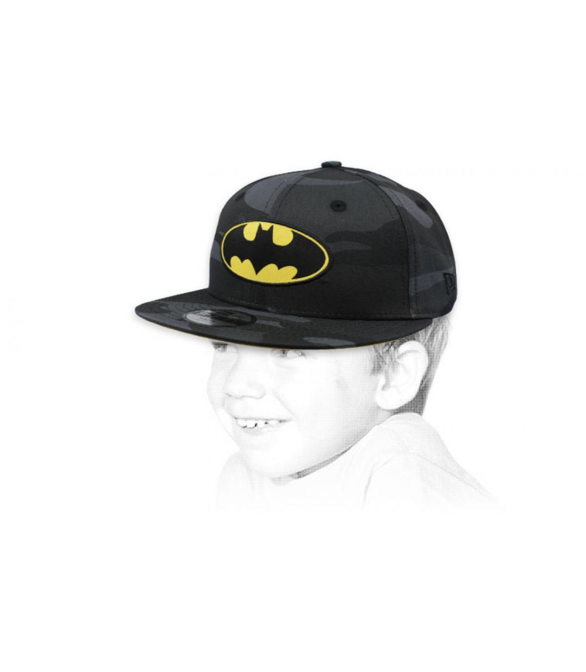 gorra Batman niño bac9af2888b
