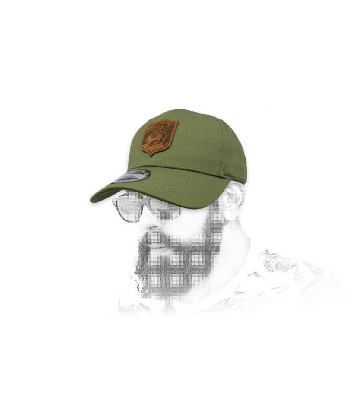 gorra Ambition verde
