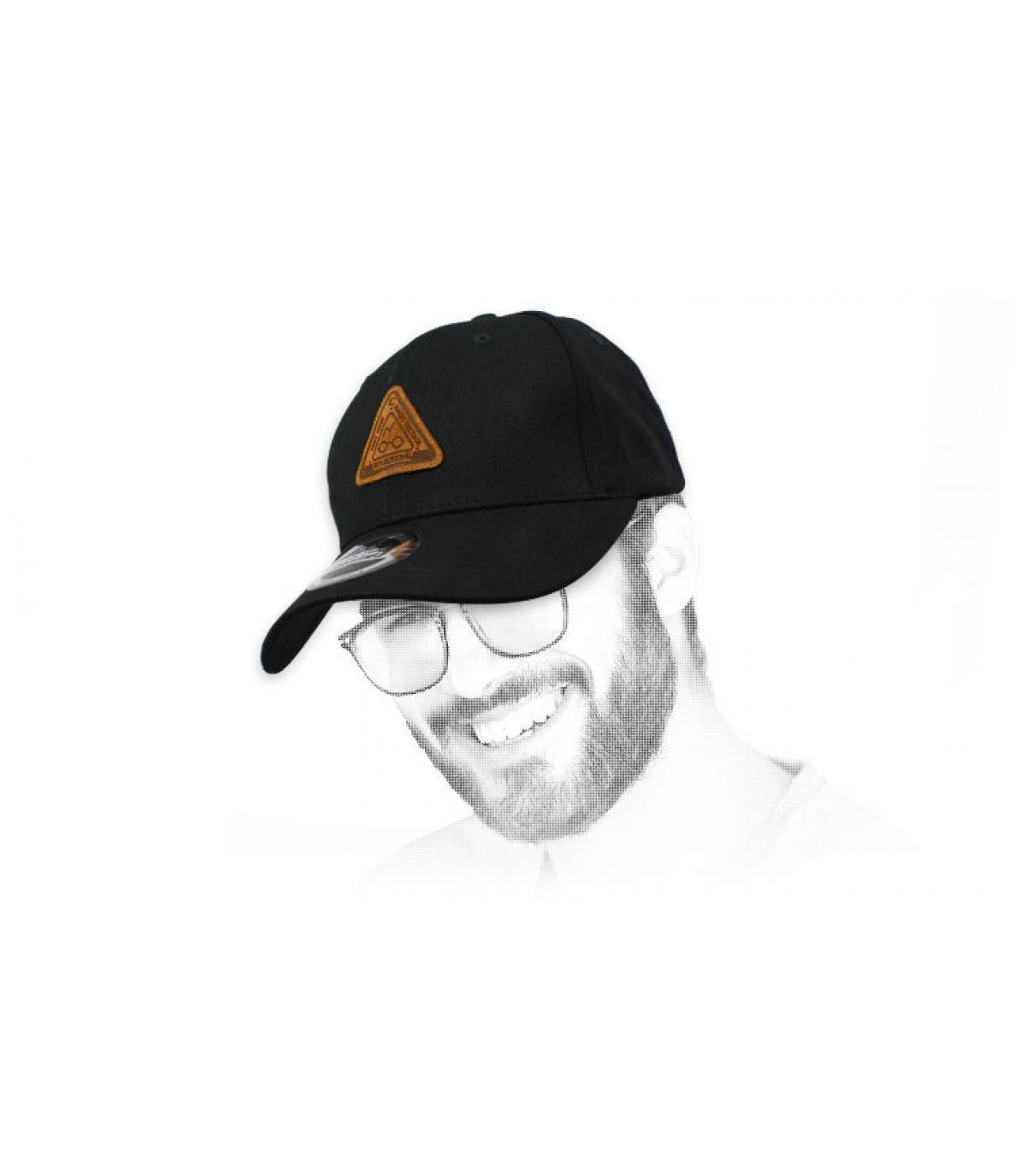 gorra Voltage negro