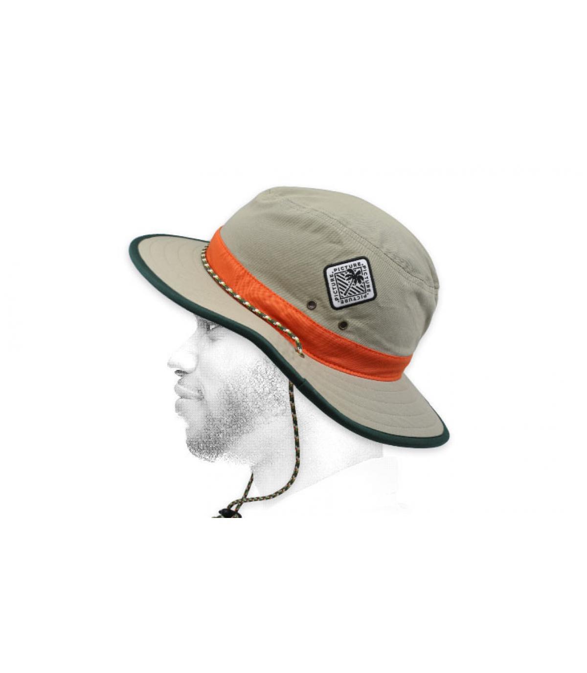 sombrero Picture beis