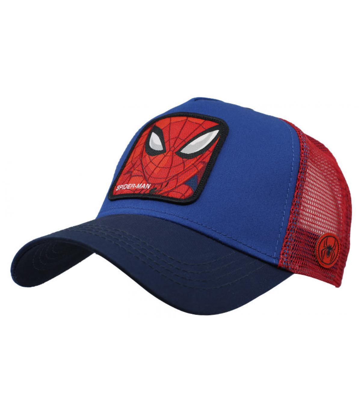 Detalles Trucker Spiderman imagen 2