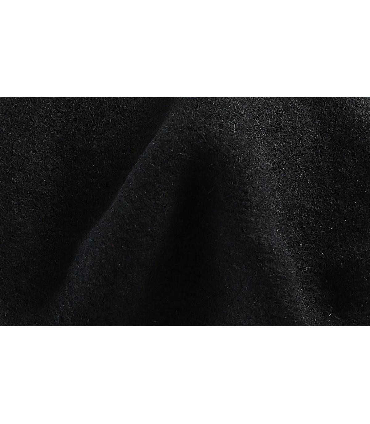 Detalles Black french beret imagen 3
