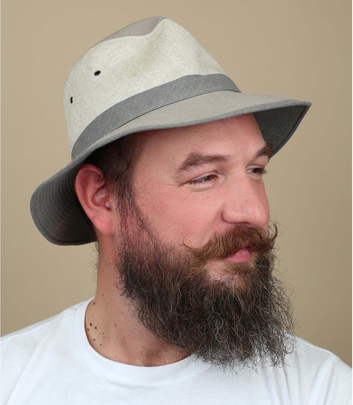 sombrero beis