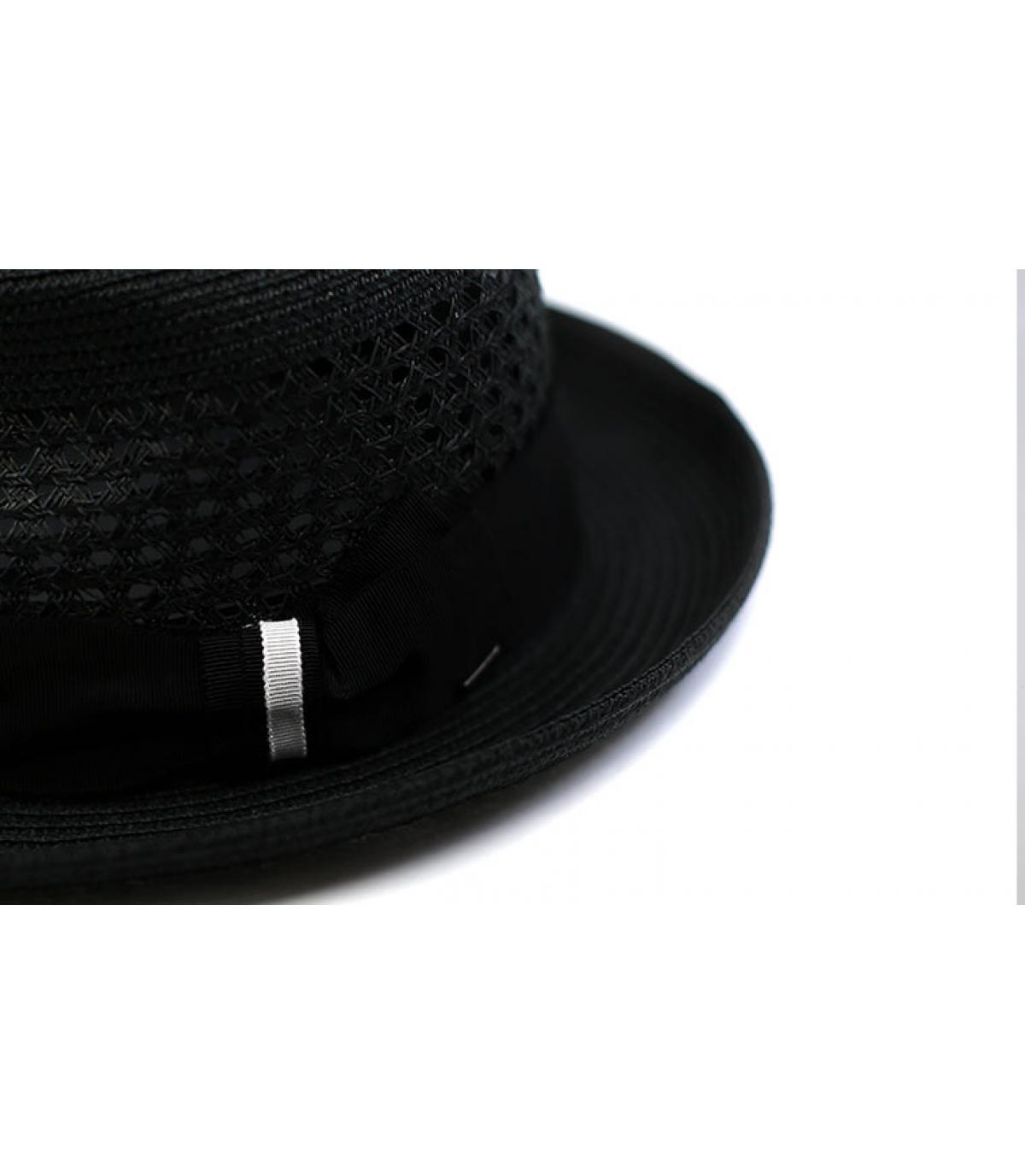 Detalles Wilshire solid black imagen 3