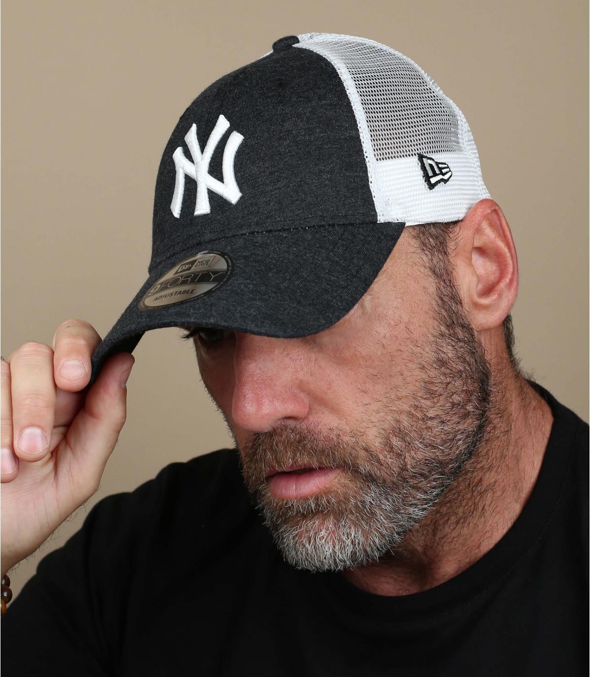 trucker negro NY