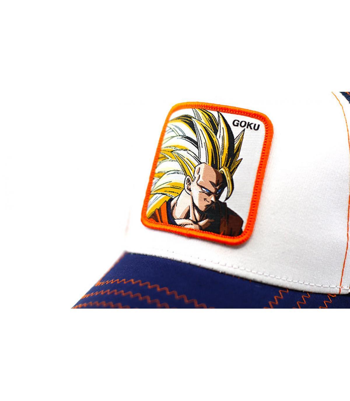 Detalles Trucker Son Goku Super Sayen 3 imagen 3
