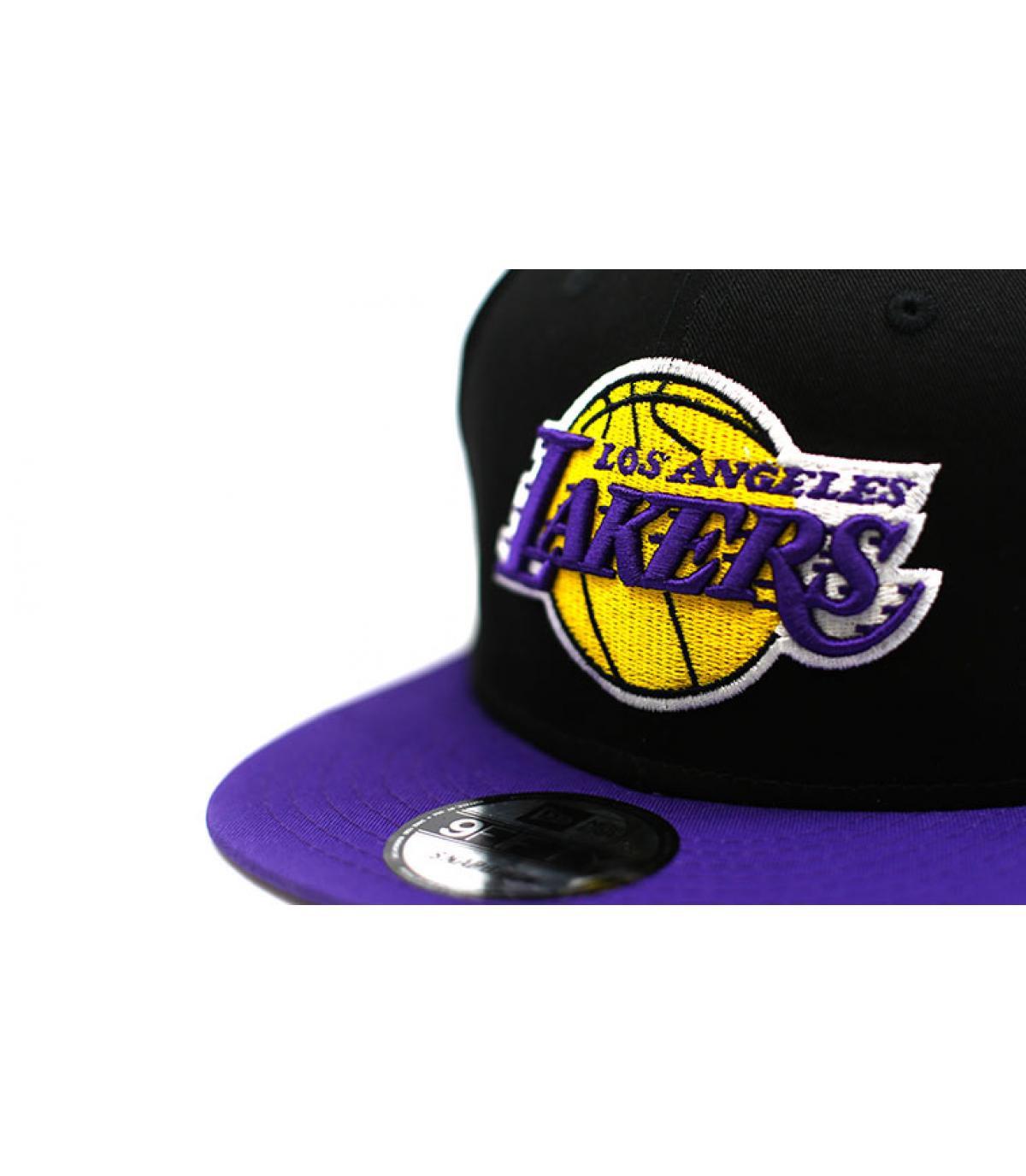 Detalles NBA Lakers 9Fifty imagen 3